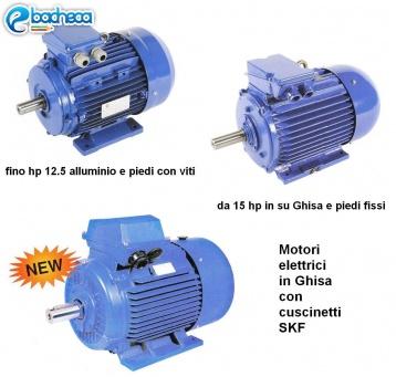 Anteprima Motori elettrici ie3