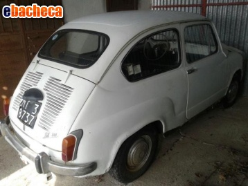 Anteprima Fiat 600