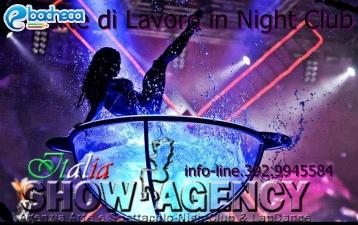 Anteprima Roma-Lavoro night club