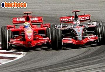 Anteprima GP Formula1 del passato