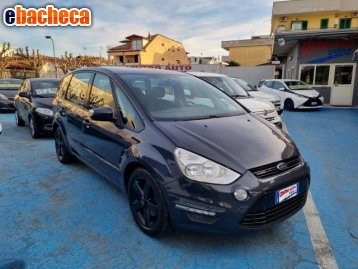 Anteprima Ford s-max 2.0 tdci…