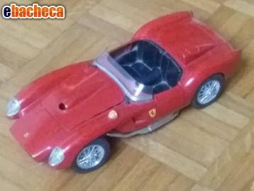 Anteprima Ferrari 250 Testa Rossa