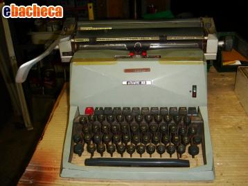Anteprima Macchina da scrivere