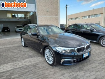 Anteprima Bmw serie 5 touring 520d…