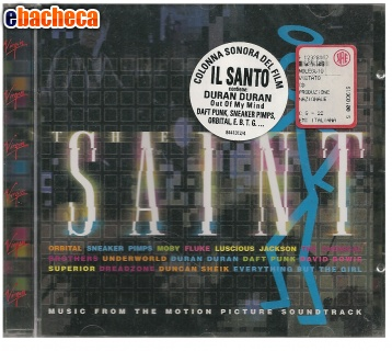 Anteprima Cd the saint film movie