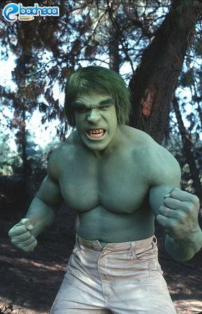 Anteprima L'incredibile Hulk serie