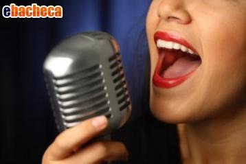Anteprima Lezioni di canto moderno