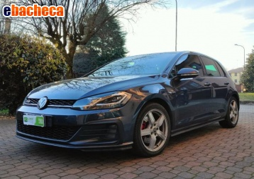 Anteprima Volkswagen golf gtd 2.0…