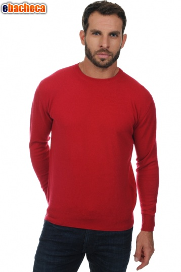 Anteprima Pull rosso-notte- natale