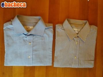 Anteprima / Camicie in pura Seta /