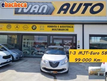 Anteprima Lancia ypsilon 1.3…