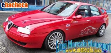 Anteprima Alfa Romeo 156 Ts 2.0-16v