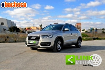 Anteprima Audi q3 2.0 tdi 140 cv…