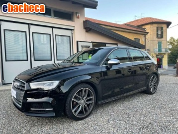 Anteprima Audi s3  spb 2.0 tfsi s…