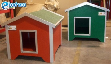 Anteprima Cuccia in legno per cani