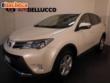 Anteprima Toyota rav4 2.0 d-4d 2wd…