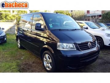 Anteprima Volkswagen T5 Multivan…