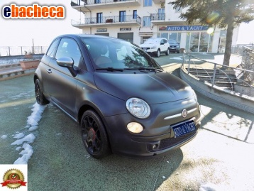 Anteprima Fiat 500 1.3 Multijet…