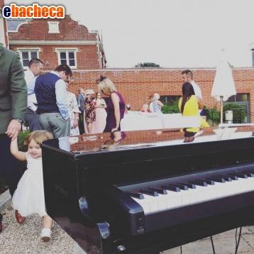 Anteprima Pianista eventi Arcore