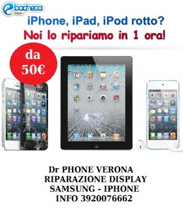 Anteprima Display vetro s3 iphone