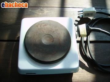 Anteprima Fornello con piastra elet