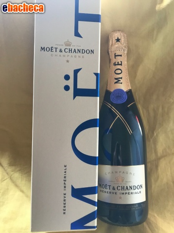 Anteprima Champagne Moet & Chandon