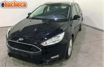 Anteprima Ford focus s.w. 1.5 tdci…