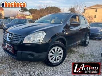 Anteprima Nissan Qashqai 1.6…