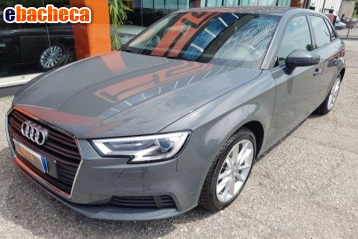 Anteprima Audi a3 spb 1.6 tdi…
