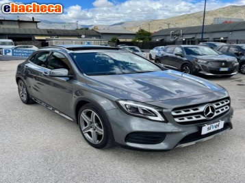 Anteprima Mercedes classe gla 200…
