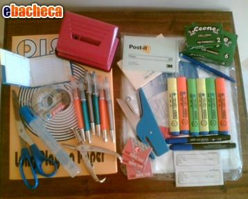 Anteprima Kit Cancelleria
