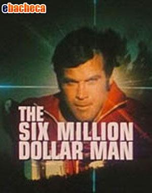 Anteprima Uomo da 6 Mil.Dollari dvd