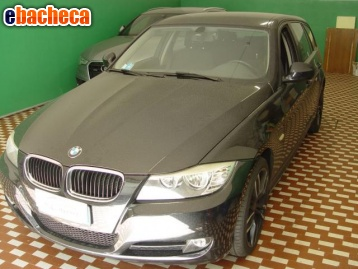 Anteprima Bmw serie 3 touring 316d…