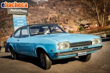 Anteprima Ford Capri 1.6 Gt…