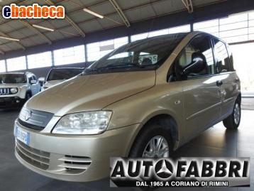 Anteprima Fiat multipla 1.6…