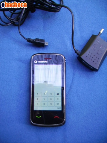 Anteprima Cellulare Touchscreen V