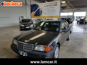 Anteprima Mercedes-Benz C 180 cat…