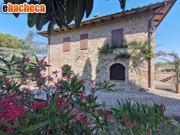 Anteprima Casale a San Gimignano…