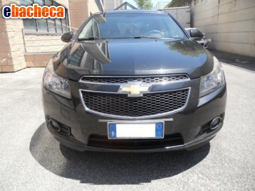 Anteprima Chevrolet Cruze 2.0 D…