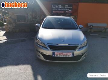 Anteprima Peugeot 308 1.6 anno 2016
