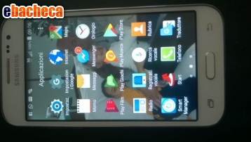 Anteprima Smartphone Samsung Galaxy