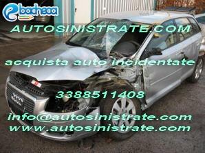 Anteprima Acquisto Auto Incidentate
