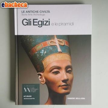 Anteprima Gli Egizi e le Piramidi