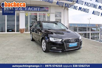 Anteprima Audi a3 spb 1.6 tdi s…