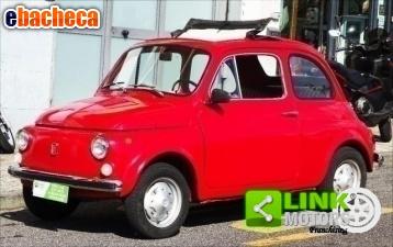 Anteprima Fiat 500 f 1970