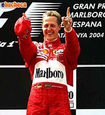 Anteprima Gare di Schumacher in Dvd