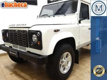 Anteprima Land Rover Defender 90…
