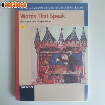 Anteprima Words That Speak