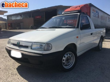 Anteprima Skoda pick up - 2000
