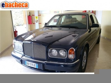 Anteprima Bentley Arnage